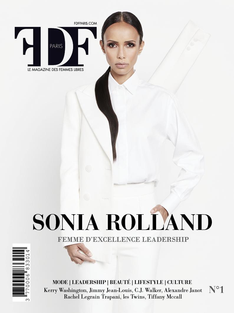 FDF PARIS MAGAZINE # 1 JANVIER 2017