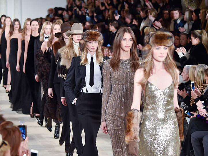 La fashion week sous toutes les coutures