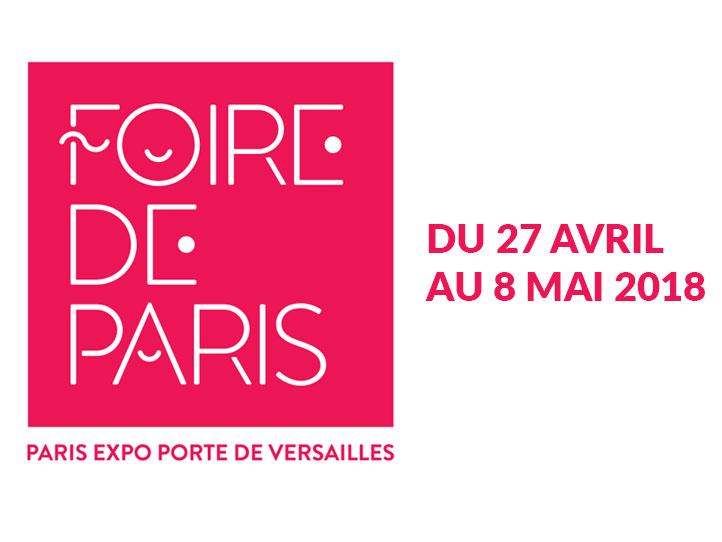 Focus sur… La Foire de Paris 2018